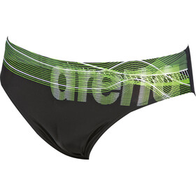 arena Mix Brief Men black-leaf